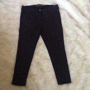 American Eagle Super Stretch Skinny Jeans 16S